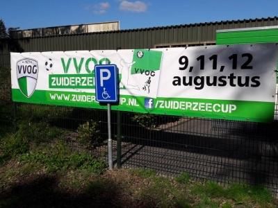 VVOG Zuiderzeecup 9, 11 en 12 augustus 2017