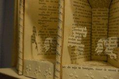 Openingsactiviteiten Bibliotheek: Expositie Boekbeleving