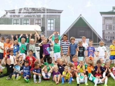 Stralende Gezichten Bij De Zuiderzeecup Kidsmiddag