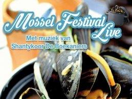 Spectaculair mosselfeest op de markt in Harderwijk