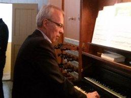 Jaap Zwart besluit concertreeks op Harderwijker orgel
