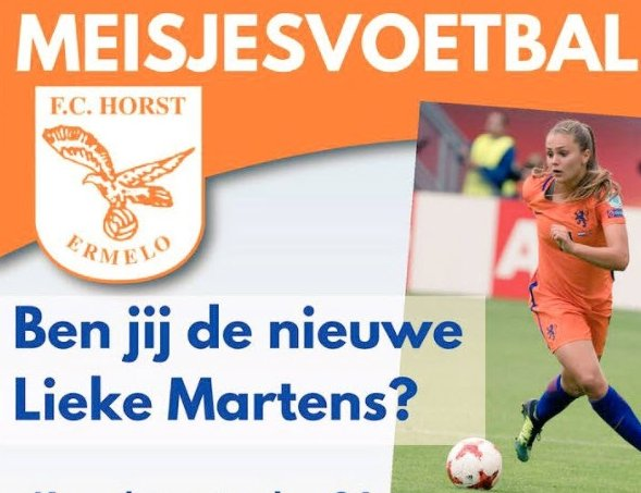 Ben jij de nieuwe Lieke Martens? (video)