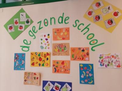 Basisschool de Springplank is officieel een gezonde school! (Video)
