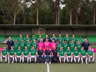VVOG al meteen op stoom met 3-0 zege op Scheveningen