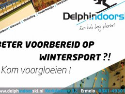 Opendag bij indoorski- en snowboardcentrum Delphindoorski in Ermelo