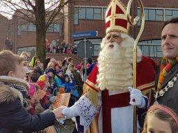 Intocht Sinterklaas Harderwijk 2017