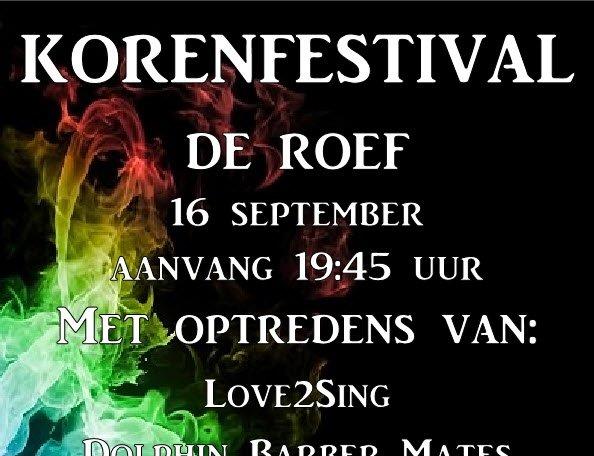 Korenfestival in 'de Roef' Harderwijk