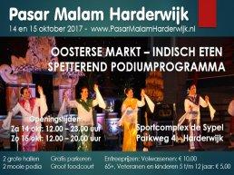 Helemaal in Indonesische sferen verkeren: in Harderwijk