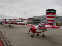 De Veluwse CDA-fracties roepen eensgezind de Haagse CDA-fractie op voortvarend met de vliegroutes Lelystad Airport om te gaan