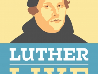 Katholieken en protestanten samen in 'Luther Live'