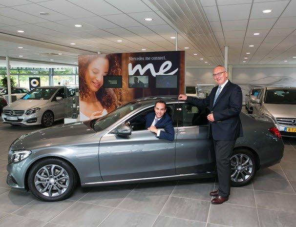 Wensink Mercedes-Benz heeft alle vertrouwen in de toekomst