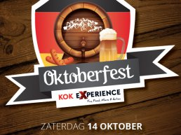 Oktoberfest Kok Experience