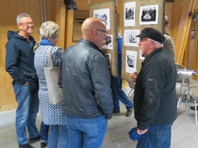 Expositie 'Mannen van Staal' druk bezocht