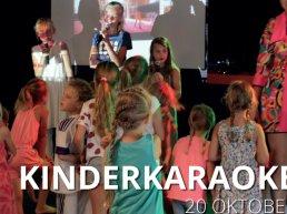 Kinderbingo en karaoke