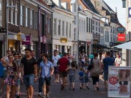 Bijna koopzondag in Harderwijk