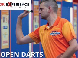 Kok Experience Open Darts