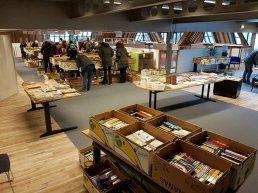 Boekenmarkt zaterdag 21 oktober 2017 10.00 - 13.00 uur