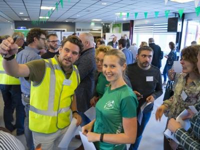 Beursvloer Harderwijk levert € 68.000,00 aan maatschappelijke betrokkenheid op