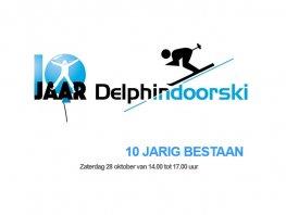 10 jarig bestaan Delphindoorski ski- en snowboardcentrum
