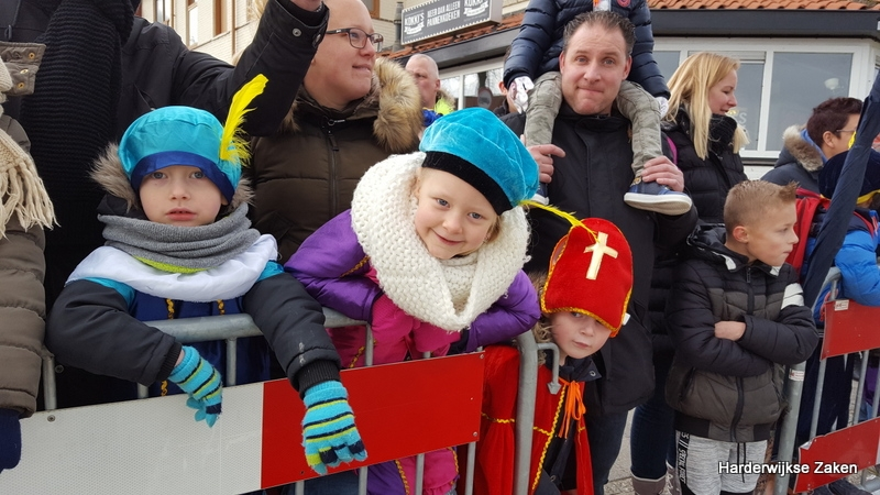 Intocht Sinterklaas 2017 2