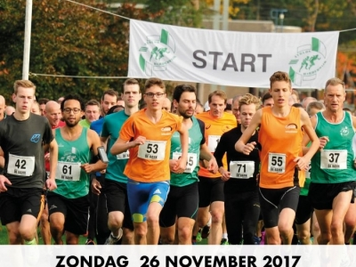 Athlos Bosloop 26 november 2017