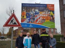 Harderwijk gestart met aanpak verkeersonveilige locaties