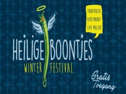 Winterfestival: Heilig boontje