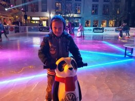Harderwijk schaatst! (video)