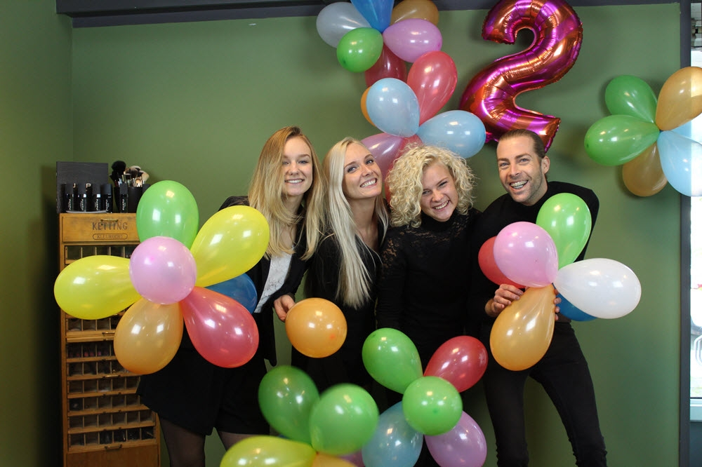 Shapers of Hair bestaat alweer 2 jaar!