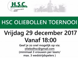 Oliebollentoernooi volleybalvereniging HSC