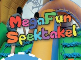 Mega Fun Spektakel in Sportcomplex de Sypel