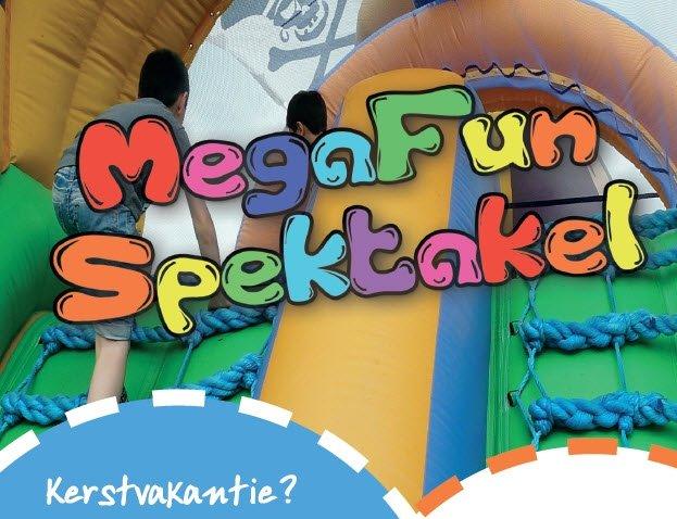 Mega Fun Spektakel in Sportcomplex de Sypel