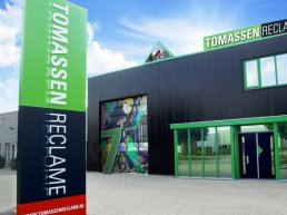 Vacature Technisch medewerker(s) (full time) m/v bij Tomassen Reclame