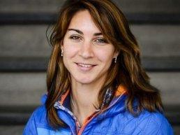 Margot Boer verricht startschot schaatstoertocht bij Flevonice