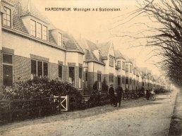 Herinner je je Harderwijk: woningen aan de Stationslaan