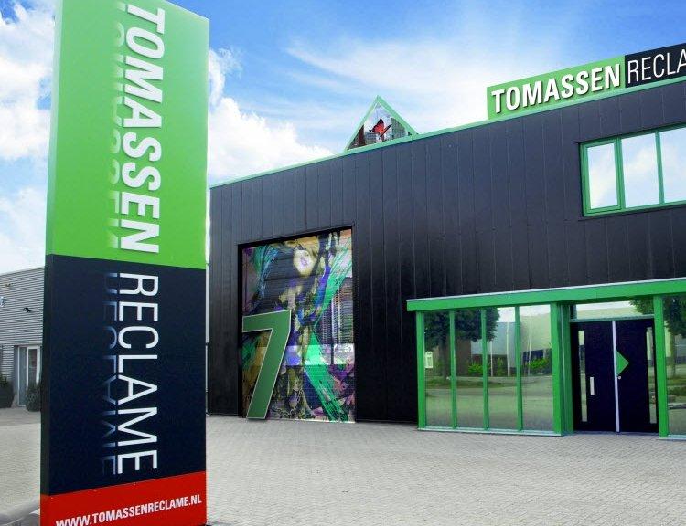 Vacature bij Tomassen Decoratie & Reclame