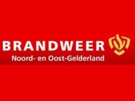 Auto brandt uit aan het Klooster in Harderwijk