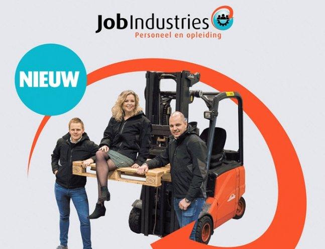 Nieuw: JobIndustries Personeel en Opleiding