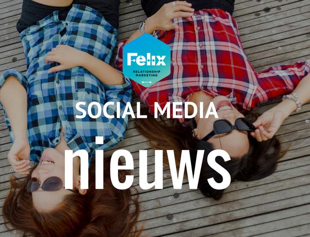 Social Media nieuws: Videobril voor Facebook, Live via Instagram Direct en Stories op Whatsapp