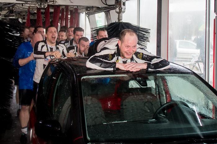 Sponsorloop Zwart Wit 63 groot succes