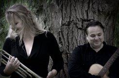 Jazzy concert met Ella & her man in de Catharinakapel