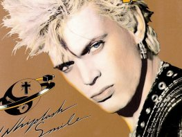 Estrado goes undercover: Billy Idol