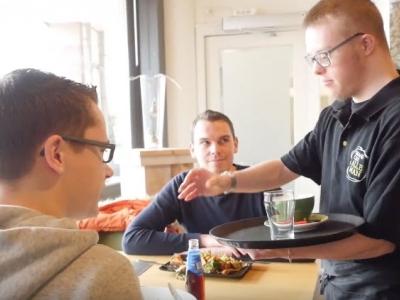 'Op bezoek bij' Grand Café Alleman (video)