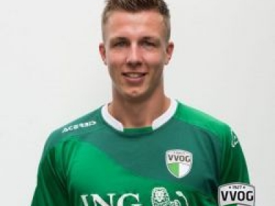 Clubman Jan Jurriën Hop langer bij VVOG