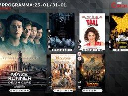 Filmprogramma kok CinemaxX