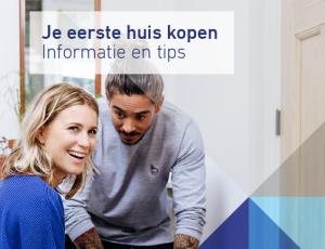 Wil jij voor het eerst een huis gaan kopen? Download dan gratis ons e-book met informatie en tips voor starters!