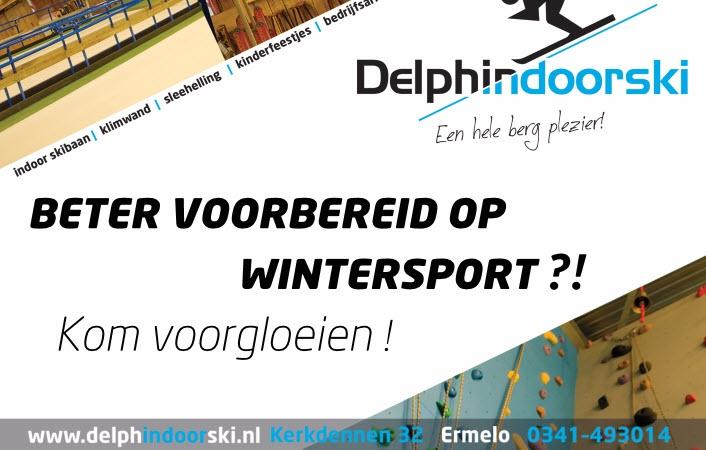 Voorjaarscursus Delphindoorski Ermelo