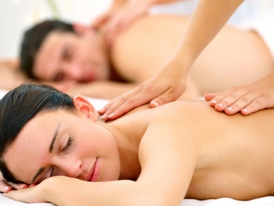 Valentijn duo massage