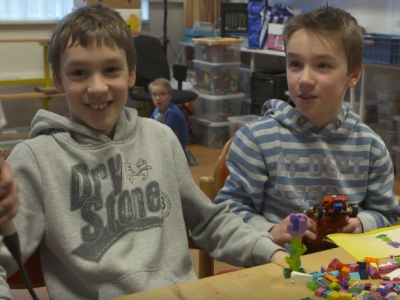 LEGO-middag in Harderwijk (Video)