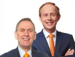 Verkiezingsbijeenkomst SGP met Lijsttrekker Jan van Panhuis en tweede kamerlid Kees van der Staaij